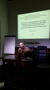 Dr Juan Herrmann, jornadas de determinación política de Salud